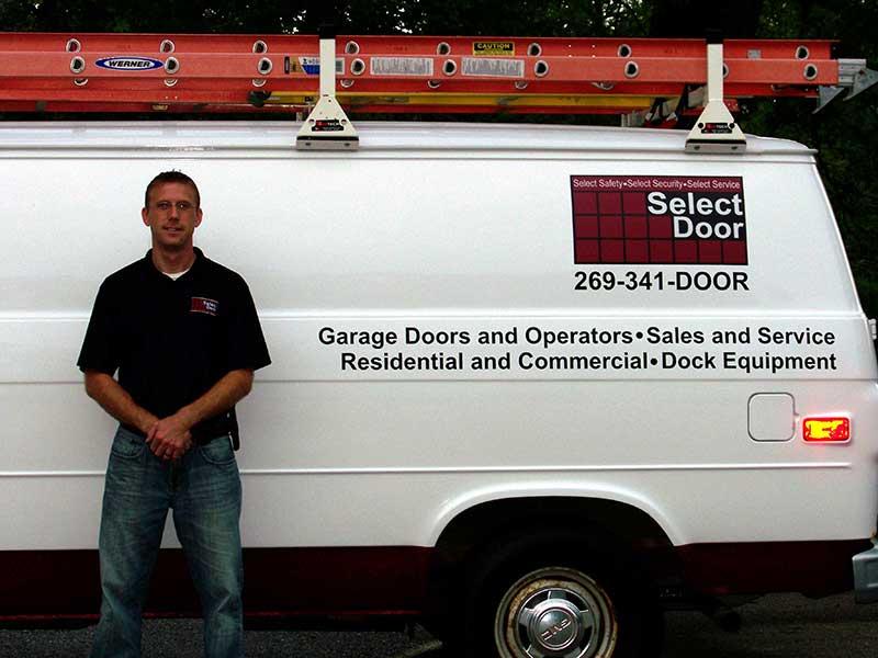 Scott Gates Select Door