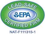 Lead Safe EPA Certified