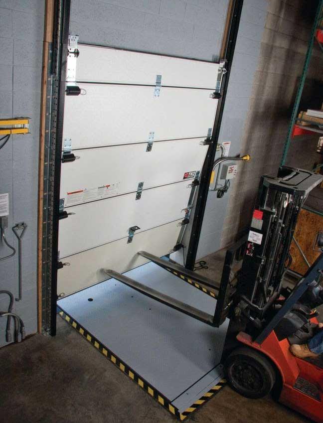 Select Door Loading Dock Equipment