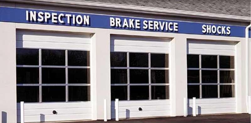 Select Door Commercial Garage Door